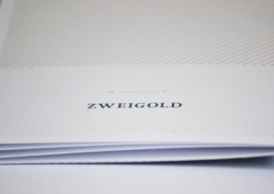 Zweigold Corporate Design Relaunch