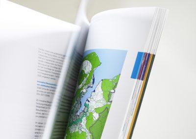 Broschüre zum Stadtentwicklungskonzept Kiel